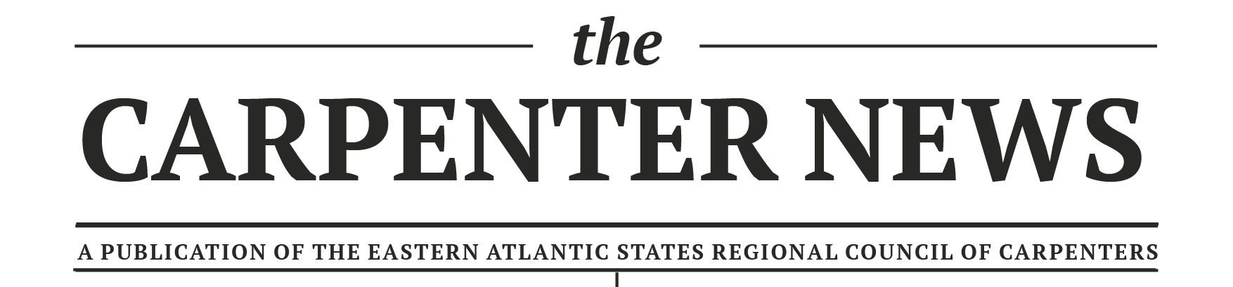 The Carpenter News Summer 2021 Edition