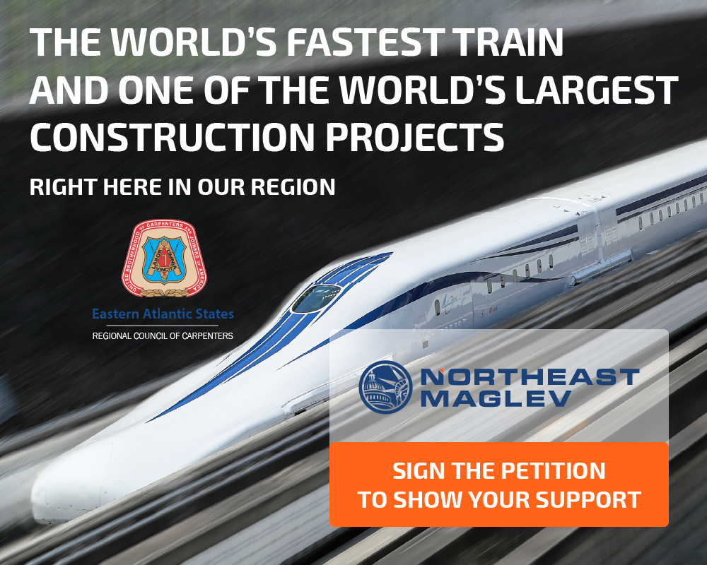 Baltimore Community Helping to Promote the MAGLEV High Speed Rail
