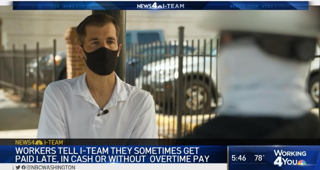 DC Wage Theft and Underground Economy Investigation